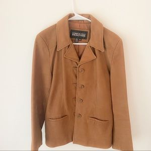 Vintage Kenneth Cole Reaction leather jacket